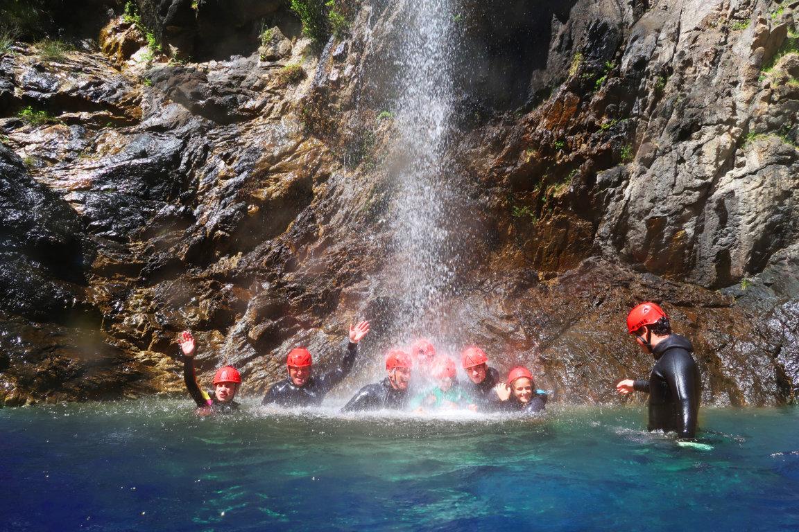Rio Pitrisconi - canyoning tour – Sardegna Canyoning