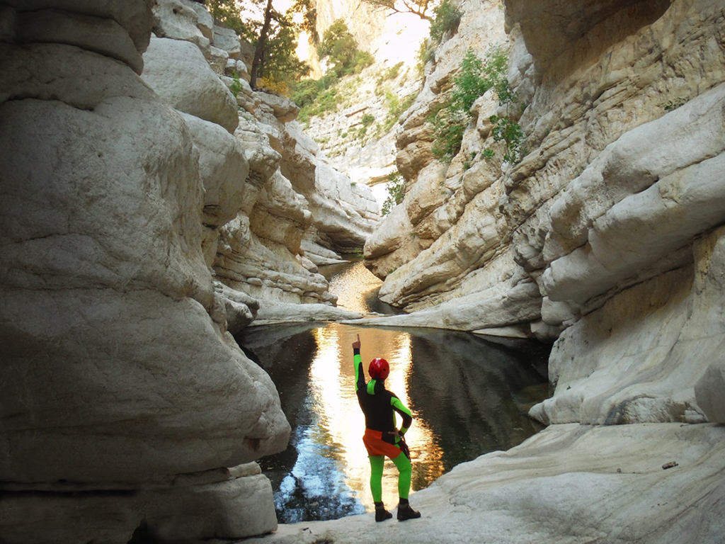 Book your tour today CANYONING